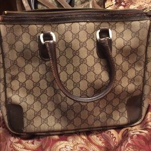 Gucci doctor style bag